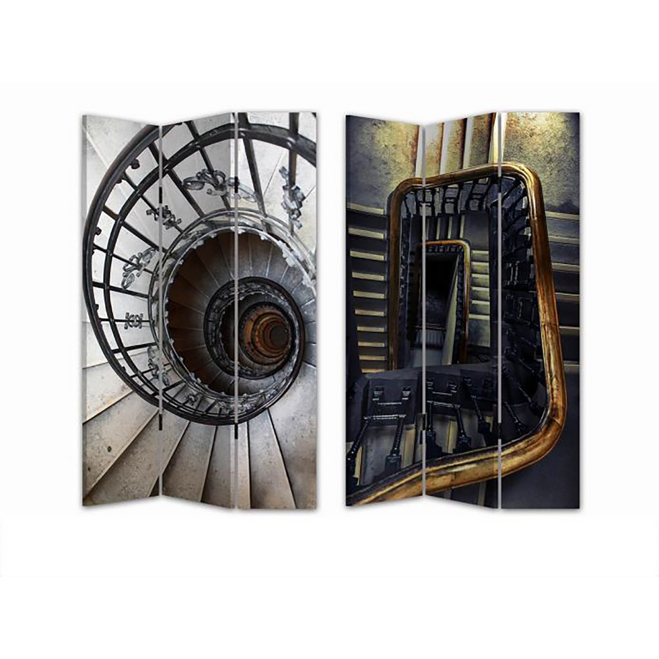 HTI-Line Paravent Staircase
