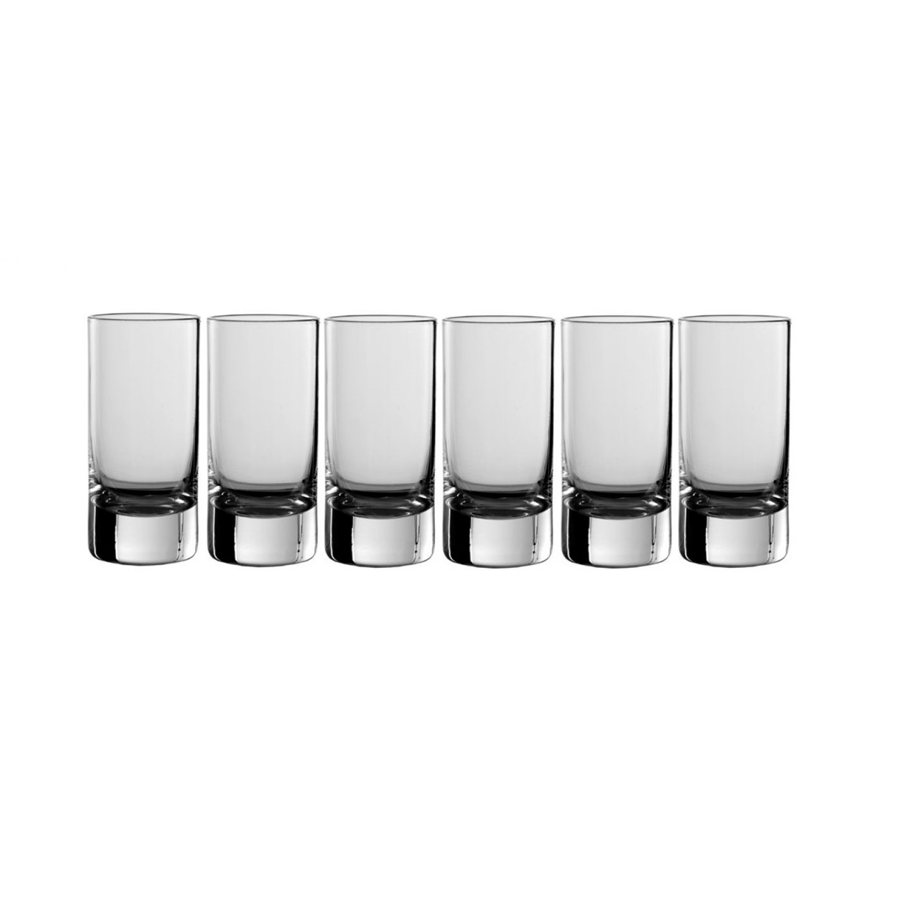 Stölzle New York Bar Stamper Glas 6er-Set