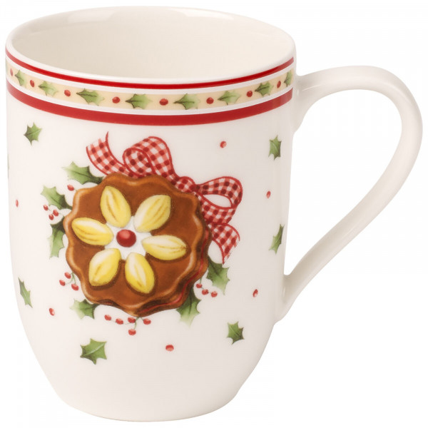 Villeroy & Boch Winter Bakery Delight Becher mit Henkel